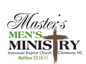 Mens Ministry logo REV